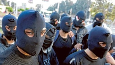 Egypt's Black Bloc Doesn't Want to Be Your Friend