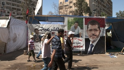 I Toured Cairo's Muslim Brotherhood Protest Camps Just Before the Military Crackdown