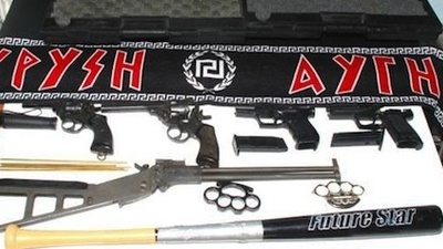 Is Golden Dawn Turning to Terrorism to Get Their Message Across?