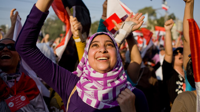 Morsi Ousted in Military Coup, Tahrir Rejoices