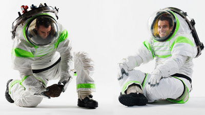 The Space Suit Makers