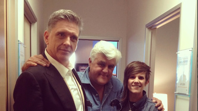 The Kindest Thing Jay Leno Ever Did for Me