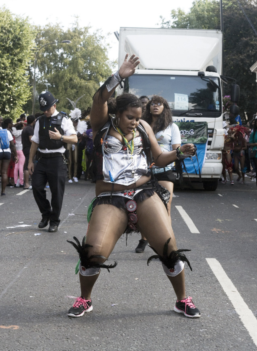 Der Notting Hill Carnival in London ist ein Paradies