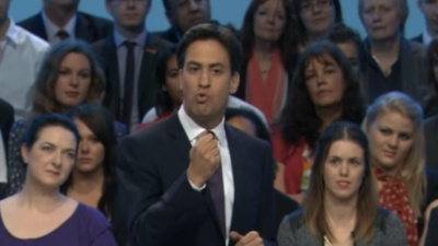 Saviour of Britain or Weird Robot? An Anatomy of Ed Miliband's Conference Speech