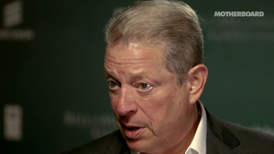 Al Gore Explains Why Civilisation Might Not Survive the Next 100 Years