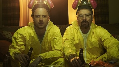 There Was a 'Breaking Bad' Finale Party in a Hollywood Cemetery Last Night