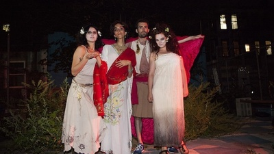 These Art Kids Are Hosting an Ancient Greek Sacrifice in Bushwick