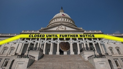The Continued Stupidity of the Government Shutdown