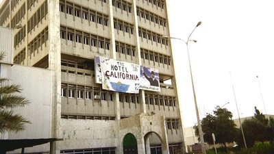 My Two Glorious Weeks at Baghdad's Hotel California During the Iraq War