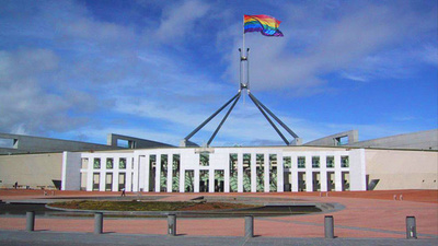 Same-Sex (Sort Of) Marriage Allowed in Australia's Capital, Maybe