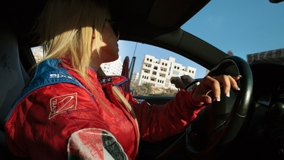 Driving with the Female Street Racers of Palestine