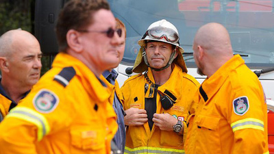 Thoughts on a Fire-Fighting Tony Abbott
