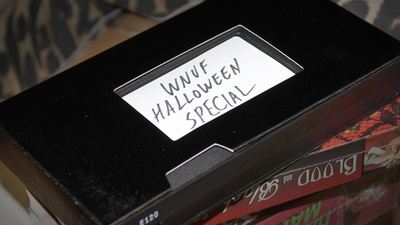 'WNUF Halloween Special': A Love Letter to VHS and Public Access TV