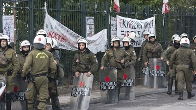 After Five Months of Occupation, Greek Riot Police Finally Shut Down the ERT
