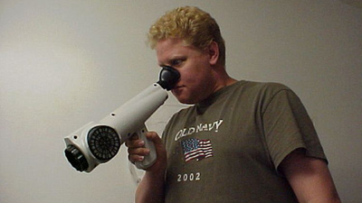 Denver Police Are Using a Nose Telescope to Sniff Out People's Weed