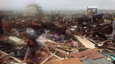 A Storm Chaser's View of Typhoon Haiyan