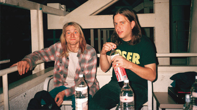 On Tour with Nirvana!
