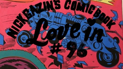 Nick Gazin's Comic Book Love-in #96