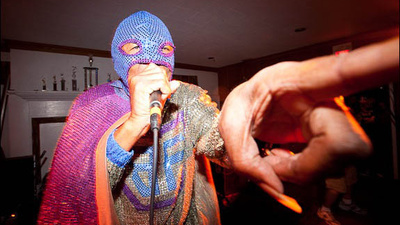 Blowfly Is a Filthy Old Man