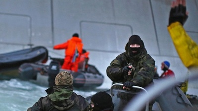 An Interview with One of Greenpeace's Freed Arctic 30