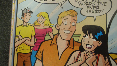 "The CEO of Archie Comics Thinks White Men Are ""Not a Protected Class"""