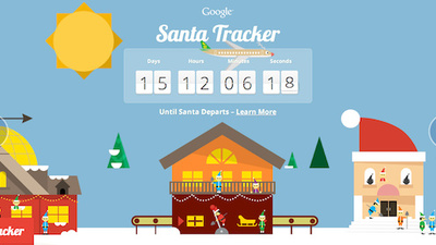 Google Stalked Santa Claus and a Website Ranked States by Their Average Penis Size