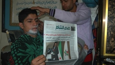 Syria's Rebel Press Is Fighting Back Against Jihadists