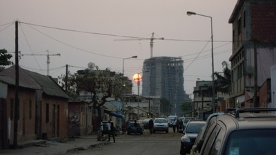 Crony Capitalism and Crushed Dissent in Angola