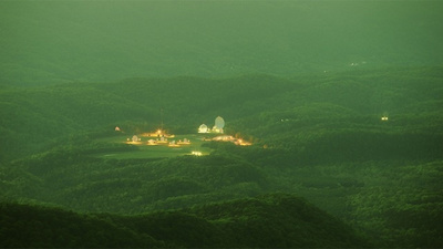 Trevor Paglen Documents Government Secrecy Through Photography