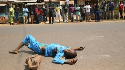 Christmas Violence in the Central African Republic