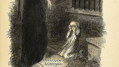 In the Context of Ghosts: A Book Report on 'A Christmas Carol' by Charles Dickens