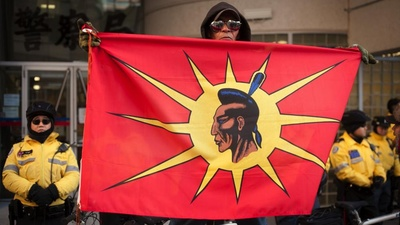 Toronto Police Arrested a First Nations War Veteran on Remembrance Day