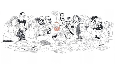 Action Bronson's Last Supper