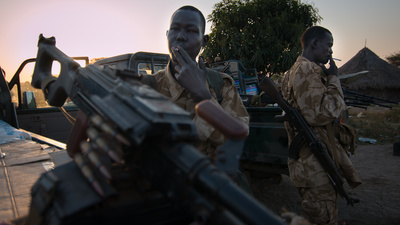 Ambushed Four Times in South Sudan