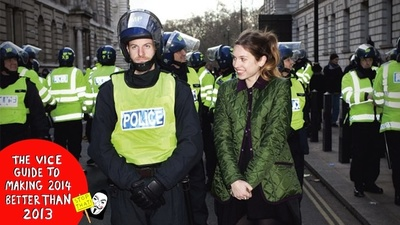 How Can UK Protesters Make Any Difference at All in 2014?