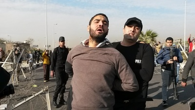 Egypt's Prisons Are Full to the Brim with Activists and Journalists