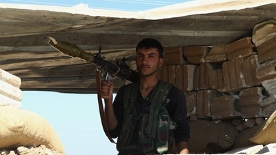 Photographs from Rojava: Syria's Unknown War