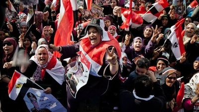 Death and Jubilation in Egypt On the Third Birthday of Its Revolution