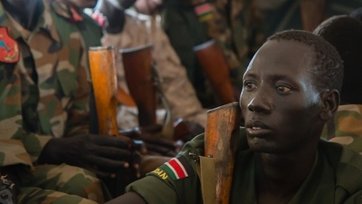 South Sudan Peace Talks Result in a Show of Force