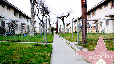 An LA Housing Project Could Be Giving Its Residents Lead Poisoning