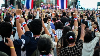 Tensions Rise as Protesters Disrupt Thailand's Elections