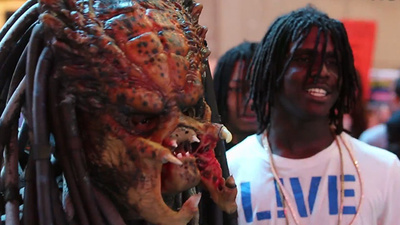 Chiraq Part 3 - Alien vs. Predator vs. Chief Keef