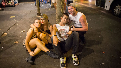 We Asked Drunk Aussie Teens About The Sydney Lockout