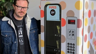 There Are Crack-Pipe Vending Machines in Vancouver