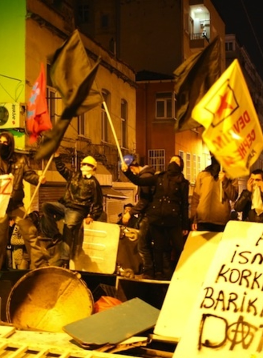 Protesters in Istanbul Rioted to Save Their Internet