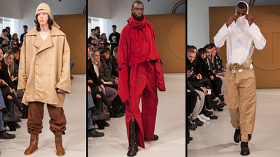 NYFW Reviews: Telfar. Telfar? TELFAR!
