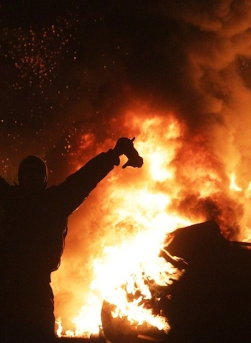 The Ukraine Uprising Had Its Bloodiest Day Yet