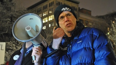 Bill McKibben Would Go to Jail to Halt the Building of the Keystone XL Pipeline