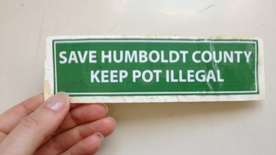 The Stoners' Paradise of Humboldt County Is Dreading Weed Legalization