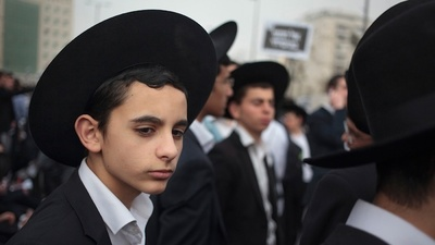Ultra-Orthodox Jews Are Refusing to Join the Israeli Army